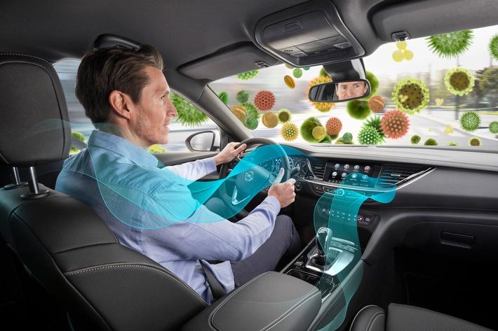 Pollenfilter von Opel: So hat der Heuschnupfen keine Chance