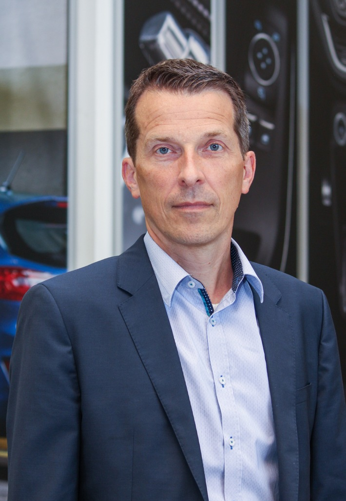 Personelle Veränderungen in der Geschäftsführung der Ford-Werke GmbH