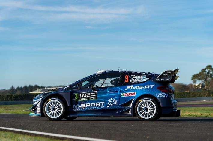 Goodwood Festival of Speed 2019: Ford feiert den Motorsport mit zahlreichen Rennfahrzeugen und spannenden Debüts