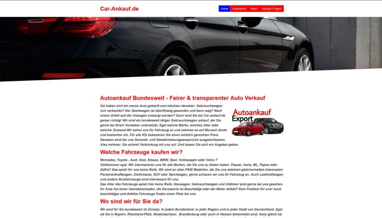 Autoankauf Darmstadt – Unkomplizierter Fahrzeughandel