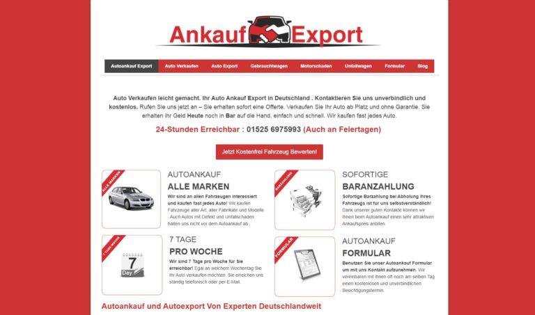 Autoankauf Euskirchen – Wir kaufen Ihr Auto
