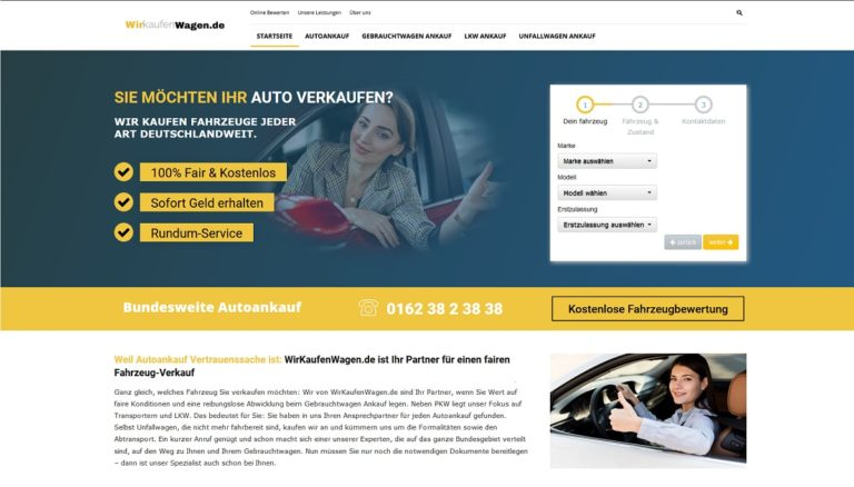 Autoankauf Freiburg im Breisgau kauft Unfallautos oder ohne TÜV