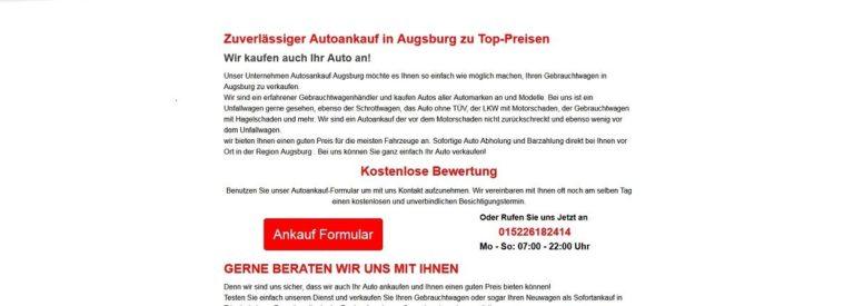 Autoankauf Oldenburg kauft PKW und LKW an