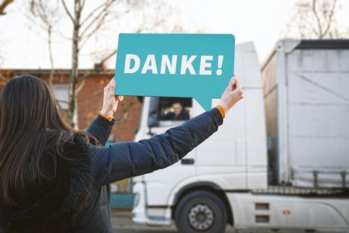 """Die Transportbotschafter e.V.: Petition """"Wertschätzung für die Leistung der Logistik"""" gestartet"""