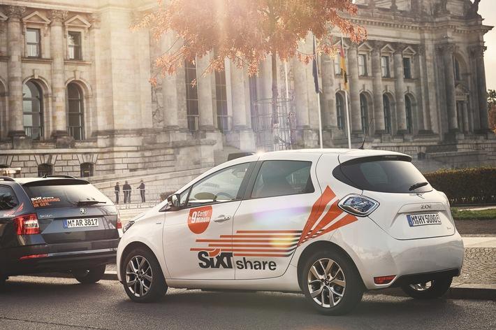Im BEM-Interview: Sixt will Elektrifizierung der Carsharing-Flotte stark ausweiten