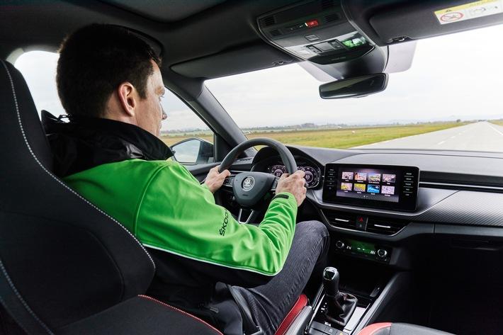 Mit Profitipps von Rallye-Weltmeister Jan Kopecký sicher durch den Winter
