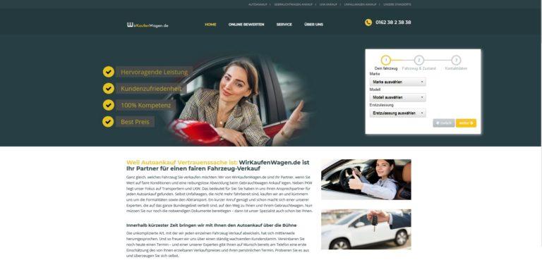 Autohändler Bönen : 59199 Bönen wirkaufenwagen.de