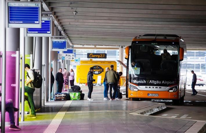 Fernbus-Bahnhöfe: Passagiere stehen zu oft im Regen