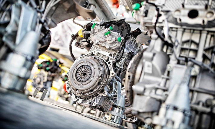 SKODA AUTO fertigt dreimillionsten EA211-Motor