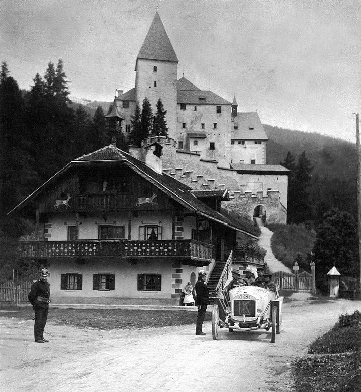 110 Jahre Alpenfahrt: Laurin & Klement dominierte Anfang des 20. Jahrhunderts die anspruchsvollste Rallye der damaligen Zeit