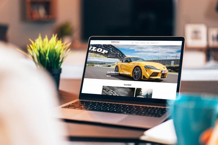 """Toyota und JDB MEDIA launchen Blog """"Toyota Inside"""""""