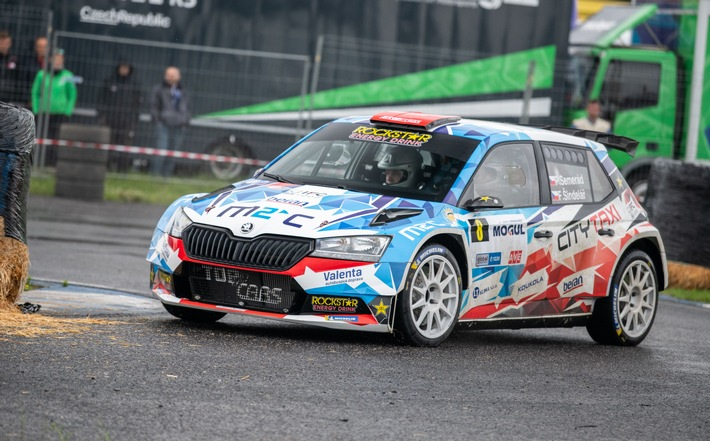 SKODA Motorsport wieder mit Vollgas unterwegs