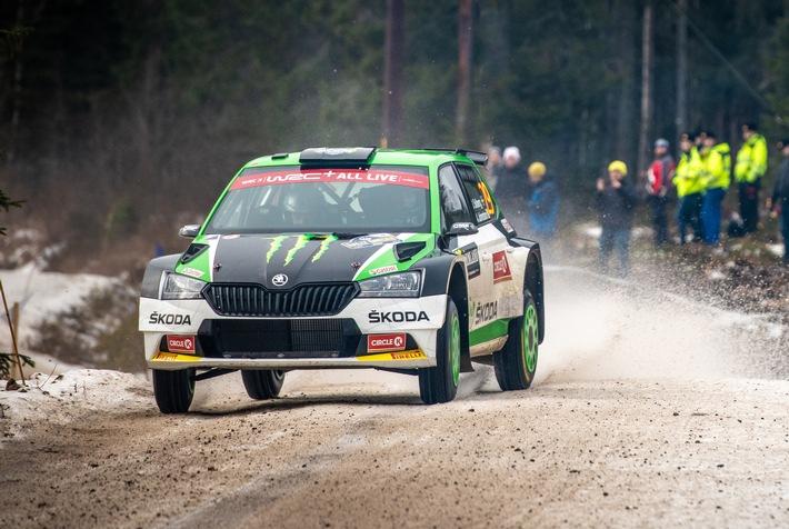 SKODA überträgt technische Innovationen aus dem Motorsport seit jeher auf seine Serienfahrzeuge