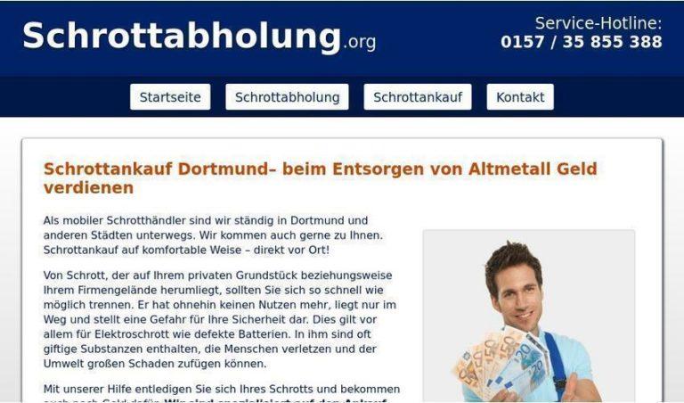 Schrottankauf Dortmund – Der Wert von altem Metall