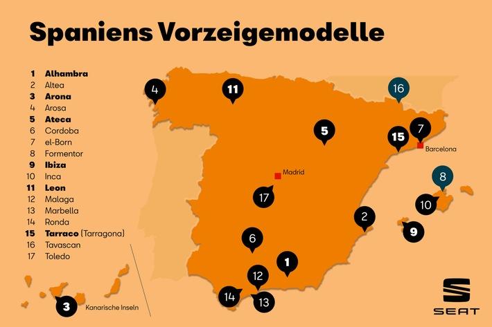 Nomen est omen: von Alhambra bis Toledo