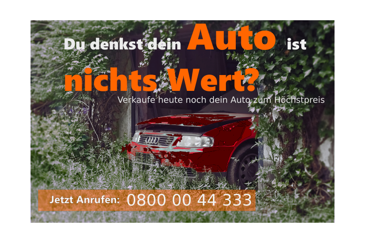 Unfallwagenankauf Köln – Unfallwagen in Köln zu verkaufen?