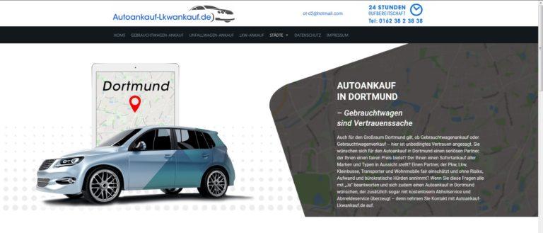 Wenn ein Autoverkauf in Gummersbach geplant ist, geht es in erster Linie darum, einen angemessenen Preis für den Gebrauchten zu erzielen.