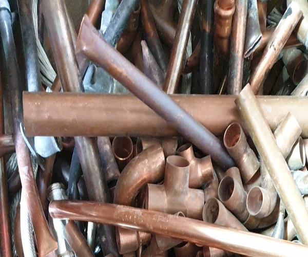 Schrottabholung Gelsenkirchen ➡ Jede Art von Altmetallschrott kann bei uns abgegeben