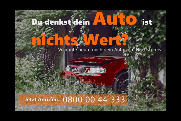 Motorschaden Ankauf – Wir kaufen dein Auto mit Motorschaden