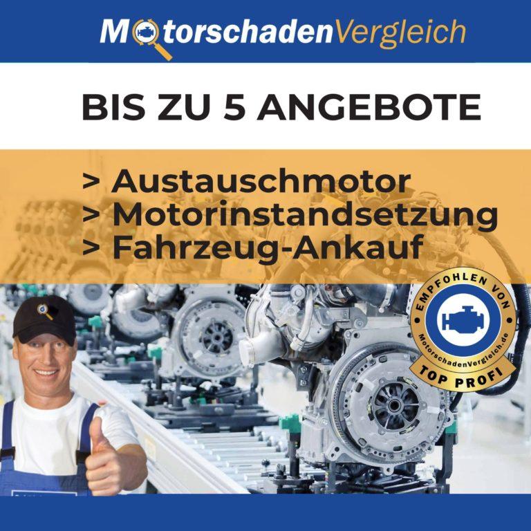 Austauschmotoren und Motorinstandsetzung in Bayern