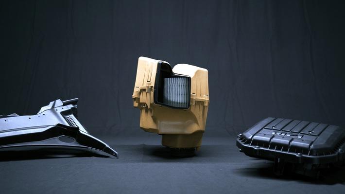 Röchling Automotive bringt nachhaltigen Biokunststoff auf den Markt