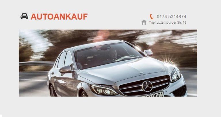Wir Kann ich mein Auto Verkaufen bei Autoankauf Düsseldorf