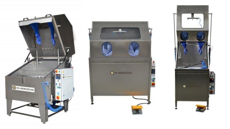 Teilewaschmaschine: So optimieren Sie Ihren Reinigungsprozess