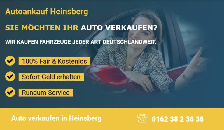 Autoankauf Heinsberg – Gebrauchtwagen mit Motorschaden Ankauf