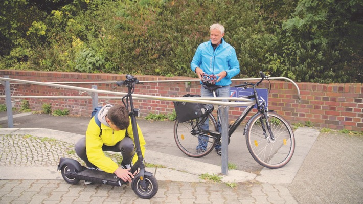 Moderne Mobilität