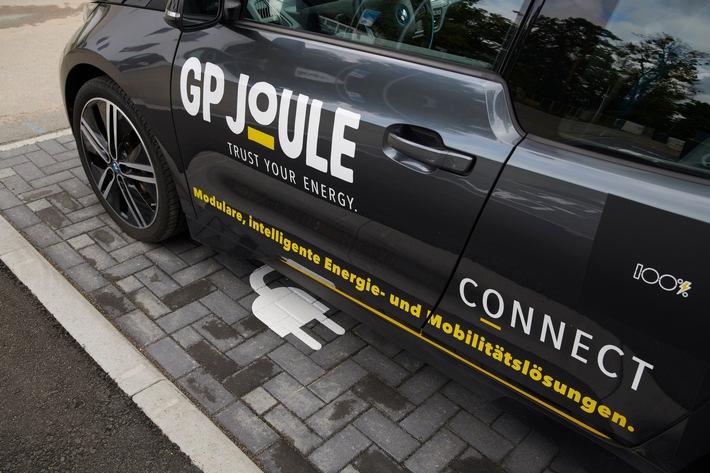 Im Vorzeigequartier Pioneer Park Hanau startet das E-Sharing mit GP JOULE CONNECT