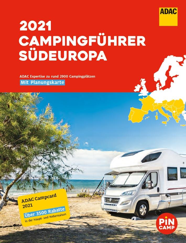 ADAC Campingführer und PiNCAMP – Preisvergleich zur Campingsaison 2021 Deutsche Campingplätze gehören zu den günstigten in Europa