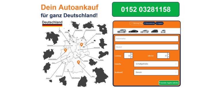 In Düsseldorf profitieren die Besitzer von Unfallwagen von den unschlagbaren Konditionen des Gebrauchtwagen Ankaufs