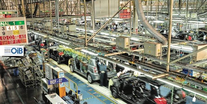 Türkische Automobilindustrie bietet Potenzial für europäische Hersteller im Transformationsprozess