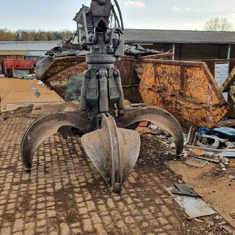 Schrottabholung Unna: Entsorgen Sie Ihren wertvollen Metallschrott – aber richtig