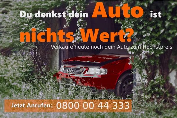 Die Nachfrage nach defekten Gebrauchtwagen ist sehr groß bei Autoaufkäufer im Ausland