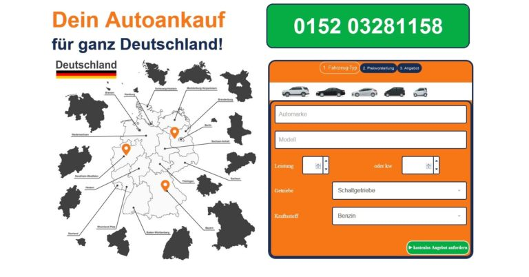 Autoankauf Bamberg kauft Gebrauchtwagen aller Art im gesamten Stadtgebiet von Bamberg
