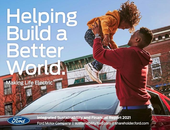 Für eine bessere Welt – Ford verkündet Schritte in Richtung Klimaneutralität und setzt Emissionsziele für 2035