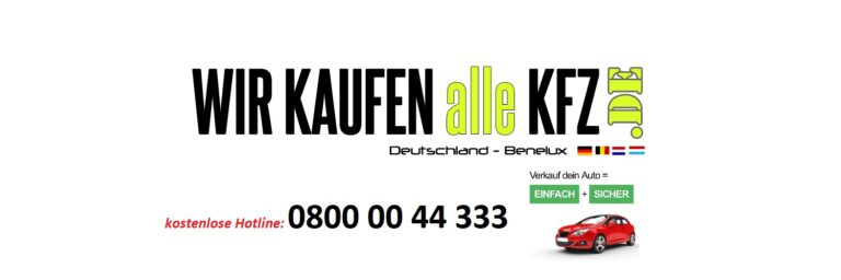 KFZ Ankauf in Trier – Wir kaufen Ihr Auto mit Abholung in Trier