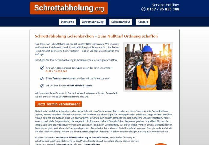 image 1 120 696x485 - Mit Schrottabholung in Gelsenkirchen Mit dem Recycling zuführen