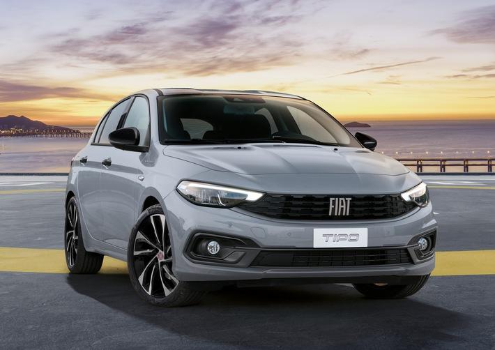 Marktstart für den neuen Fiat Tipo City Sport: Eine Fülle an Dynamik und Technologie