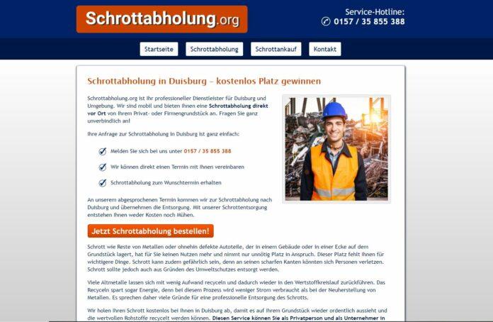 image 1 116 696x454 - Schrottankauf und Abholung aus einer Hand mit der Schrottabholung Duisburg