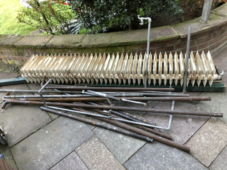 Schrottankauf Lüdenscheid hilft, wenn der Keller, der Dachboden, die Garage oder der Firmenhof im Chaos versinken