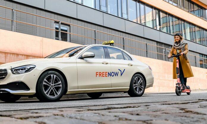 image 1 155 696x419 - FREE NOW und Voi starten in fünf weiteren Städten eScooter ab sofort auch in Aachen, Lübeck, Nürnberg, Augsburg und Karlsruhe über die FREE NOW App verfügbar