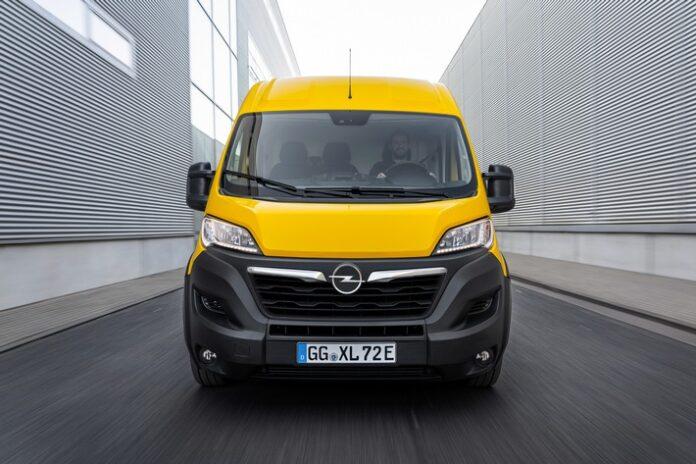 image 1 176 696x464 - Große Klasse groß in Form: Neuer Opel Movano und Movano-e