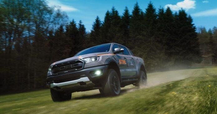 image 1 197 696x367 - Ford wird neuer Mobilitätspartner von STIHL TIMBERSPORTS® und Hauptsponsor der internationalen Extremsportserie