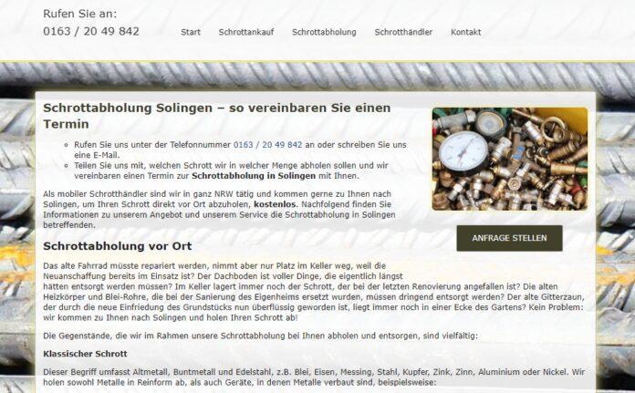 image 1 92 696x431 - Altmetall abholen in Solingen : Wir sind Ihr zuverlässiger Partner für den Ankauf von Altmetall