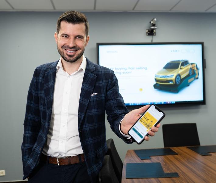 Driverama nimmt Fahrt auf und revolutioniert den Gebrauchtwagenhandel in Deutschland