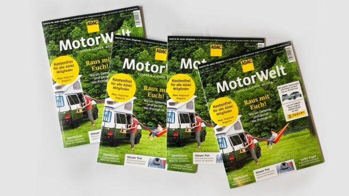 image 1 182 696x391 - ADAC Motorwelt mit 5,9 Millionen Lesern Erfolgreiche Neukonzeption des Clubmagazins