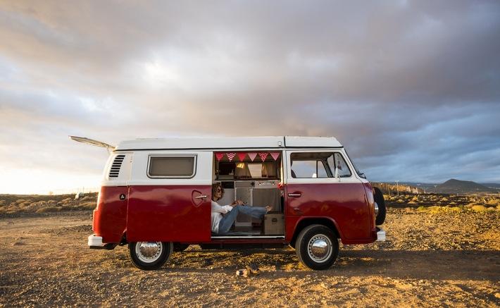 Reisen mit Camper & Co. – Experten geben Tipps