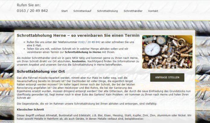 image 1 36 696x408 - Schrott- und Metallabholung in Herne